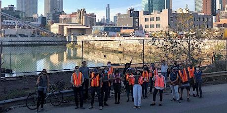 Long Island City: Dutch Kills Loop near 29th Street & 47th Avenue Cleanup tickets