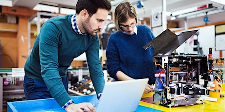 Webinar | MEng in Mechanical and Manufacturing Engineering at DCU tickets