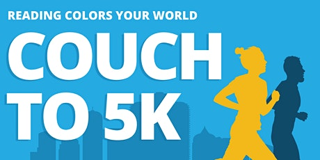 Reading Colors Your World Couch to 5K Training Program tickets