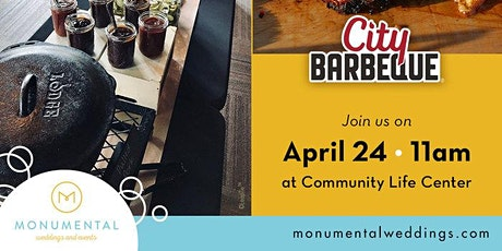 Open House Tasting with City BBQ tickets