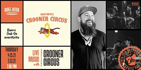 Noah Smith's Crooner Circus tickets