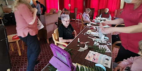 Artists in Older People's Care: Sparking Creativity tickets