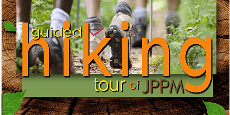 JPPM Guided Hiking Tour tickets