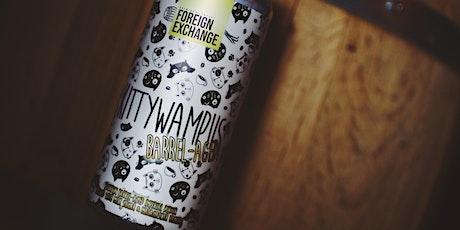 Bourbon Barrel-aged Kittywampus Release tickets