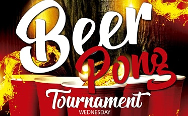 Beer Pong Nights! Wednesday tickets