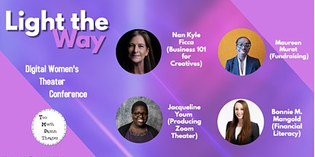 Light the Way: Digital Women's Theater Conference tickets