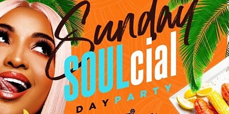 Sunday SOULcial Day Party tickets