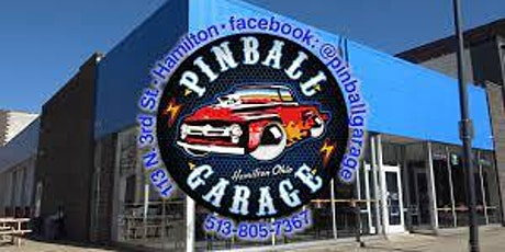 Ice Cream Social at Pinball Garage tickets