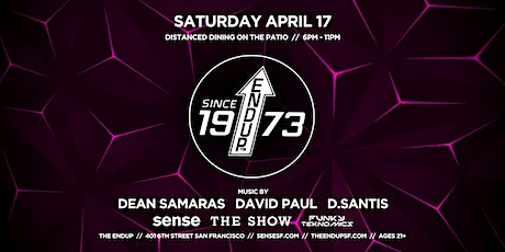 The Show-Distanced Dining with D.Santis, David Paul and Dean Samaras! tickets