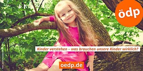Herbert Renz-Polster: Was brauchen unsere Kinder wirklich? Tickets