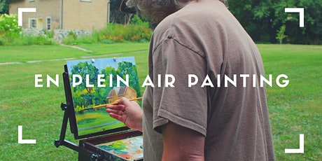 Plein Air Painting with Cheryl-Ann Hills (IN PERSON) tickets