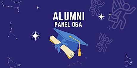 Alumni Panel tickets