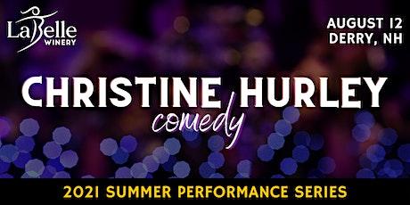 Comedian Christine Hurley LIVE tickets