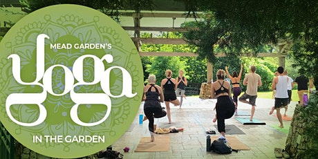 Saturday Yoga in the Garden tickets