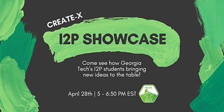 I2P Showcase tickets