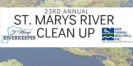 NASSAU County - St. Marys River Clean Up Event tickets