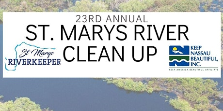 CAMDEN County - St. Marys River Clean Up Event tickets