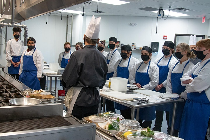 Hands-on Culinary Workshop - Calling All Culinary Art Students! image