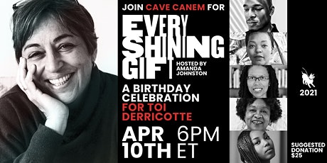 Every Shining Gift: A Birthday Celebration for Toi Derricotte tickets