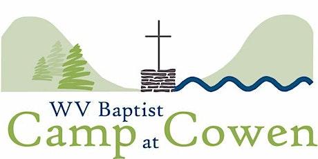 High School 2 Camp at Cowen 2021 tickets