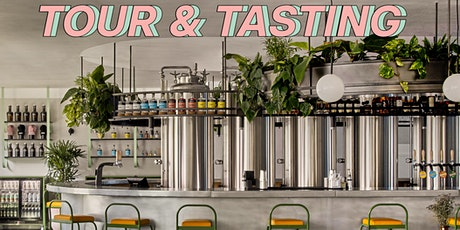 KRAFT Dalston Brewery Tour & Tasting tickets