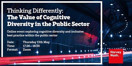 Thinking Differently: The Value of Cognitive Diversity in the Public Sector biglietti