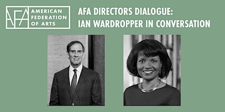 Directors Dialogue: Ian Wardropper in Conversation tickets