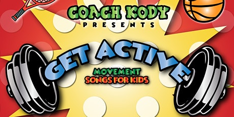Free Kids Workout in the Park! tickets