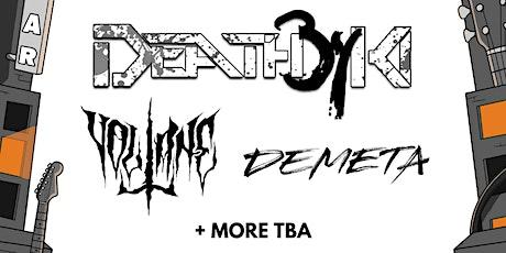 METAL PARTY w/ Death By Ki, Voltane, Demeta + More! tickets