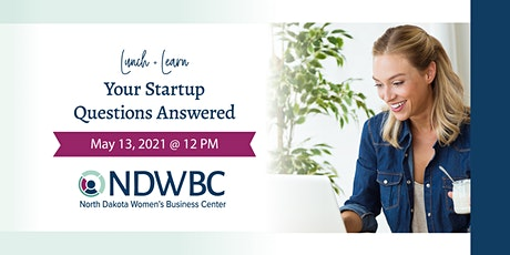 Your Startup Questions Answered tickets