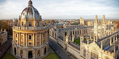 St Sigfrid's #4 Stratford-on-Avon to Oxford | 5 days | 61 miles tickets