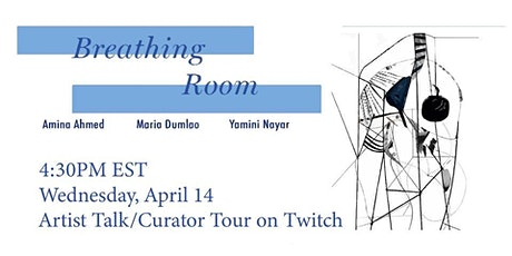 'Breathing Room' Artist Talk and Curator Tour tickets