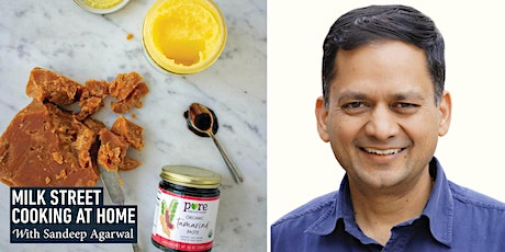 Cooking at Home with Sandeep Agarwal: Making and Cooking with Ghee 101 tickets