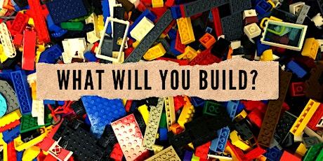 Habitat Parking Lot LEGO Build tickets