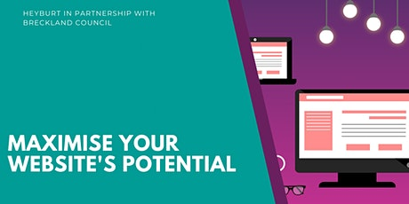 Maximise your Website's potential tickets