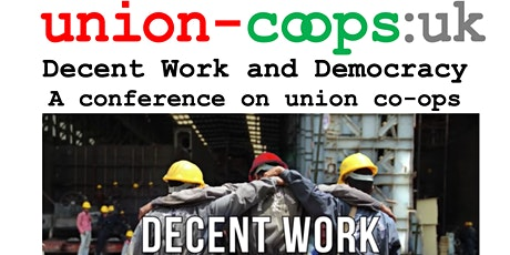 """""""Decent Work"""" our first conference is rescheduled to May 20th/21st 2022 tickets"""