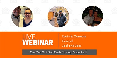 Can You Still Find Cash Flowing Properties?