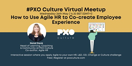 How to Use Agile HR to Co-create Employee Experience tickets
