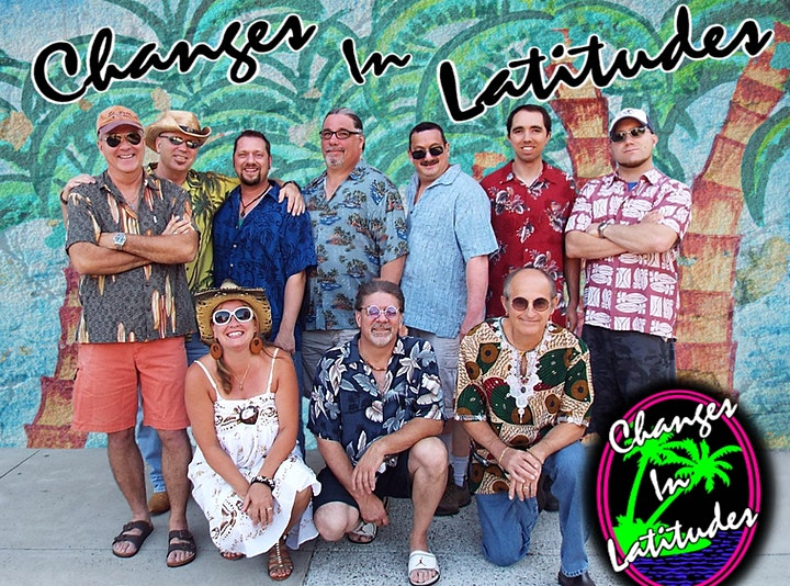 Changes In Latitudes: The Premier Jimmy Buffett Tribute Show image