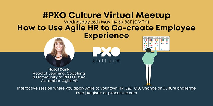 How to Use Agile HR to Co-create Employee Experience image
