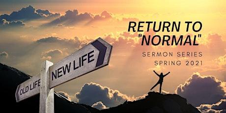 Whitmore Lake Campus Worship Service- April 18, 2021 tickets