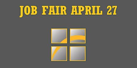 Sunrise Windows, LTD Job Fair tickets