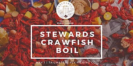 Stewards Crawfish Boil tickets