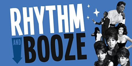 Rhythm & Booze with DJ Blush tickets