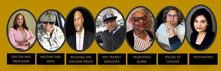 NABMW Brooklyn Chapter 4th Anniversary - Honoring image