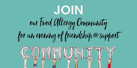 April 2021 SF Bay Area Food Allergy Parents' Virtual Gathering tickets