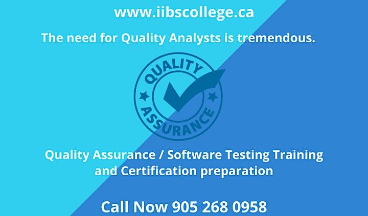 Quality Assurance / Software Testing Training image