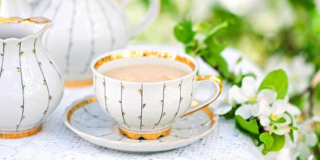 Tea in the Garden with the Rector tickets