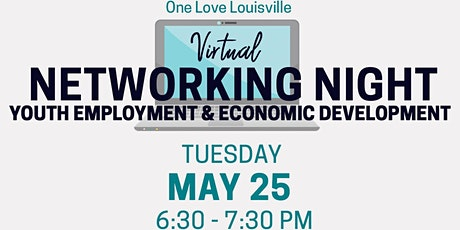 May Networking Night: Youth Employment and Economic Development tickets