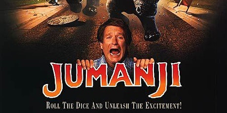 Jumanji (1995) Screening tickets
